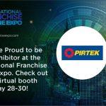 IFE Online Pirtek Exhibitor Card