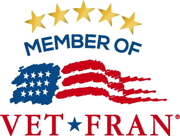 VetFran 5 Star Member Logo